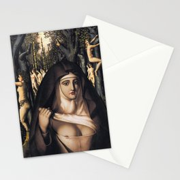 Vulnerable Strength  Stationery Cards