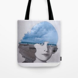 Full Of Ocean Tote Bag