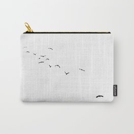13 Birds Carry-All Pouch
