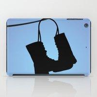 tim burton iPad Cases featuring Big Fish - Tim Burton by Cap'tain Cyan