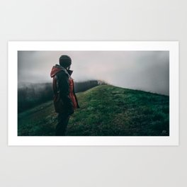 Embrace the Unexpected Art Print