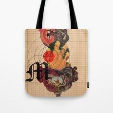 Murder Mind Tote Bag