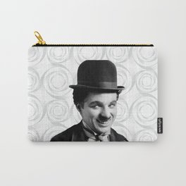 Charlie Chaplin Old Hollywood Carry-All Pouch