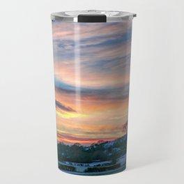 Sunset & Snow Travel Mug
