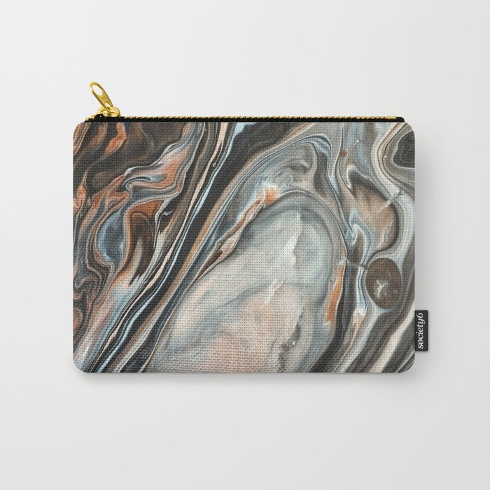 Copper and Stone Carry-All Pouch