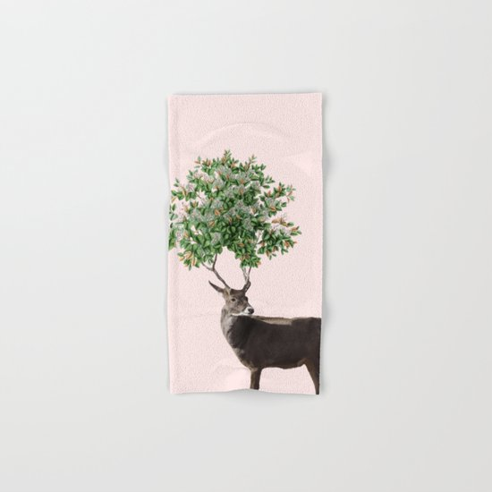 One With Nature V2 #society6 #decor #buyart Hand & Bath Towel