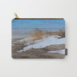 Snow and Sand Carry-All Pouch