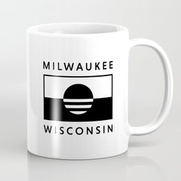 Milwaukee Wisconsin - White - People's Flag of Milwaukee Coffee Mug