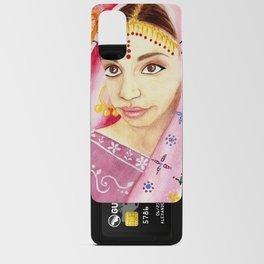 India Bride - Ethnic Art Android Card Case