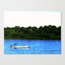 Araguaia River Canvas Print