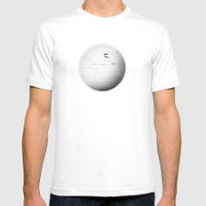 Element: Air White Mens Fitted Tee MEDIUM