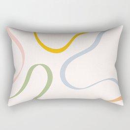 Rambla IV Rectangular Pillow