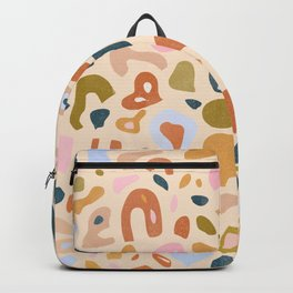 Abstract Paper Cuts Backpack