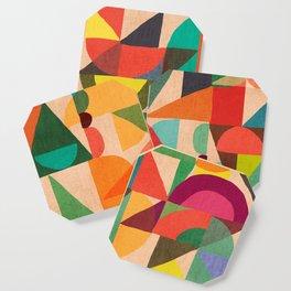 Color Field Coaster