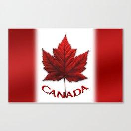 Canada Souvenirs Canvas Print