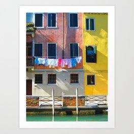 Venice, Italy Art Print