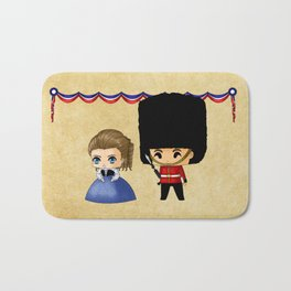 British Chibis Bath Mat