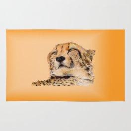 Season of the Big Cat - Cheetah at Rest Rug
