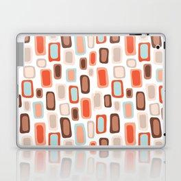Retro Rectangles Laptop & iPad Skin