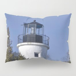 Old Presque Isle Lighthouse Pillow Sham