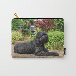 Garden Portrait of Izzy Carry-All Pouch