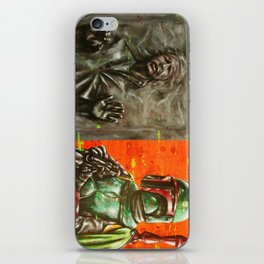 """ He's no good to me dead."" iPhone Skin"