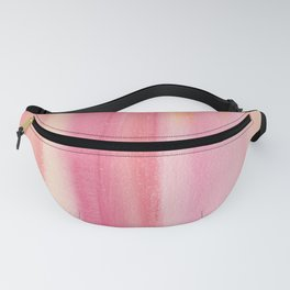 2    190728   Romance Watercolour Painting Fanny Pack