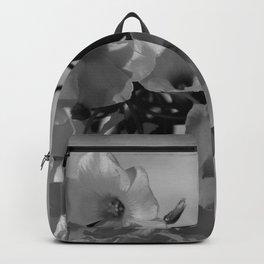 Lemon Clover Wildflowers Bouquet Backpack