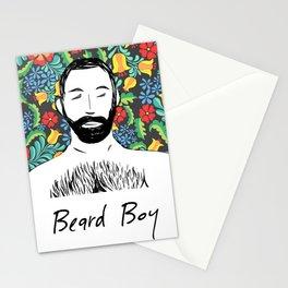 Beard Boy: Miguel Stationery Cards