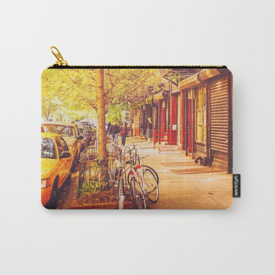 Autumn - East Village - New York City Carry-All Pouch