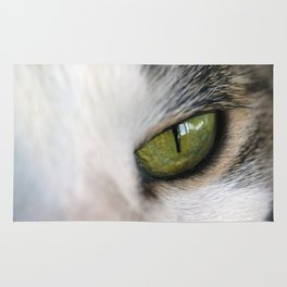 The Eye of the Domesticated Tyger Rug