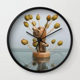 Party Animals Wall Clock