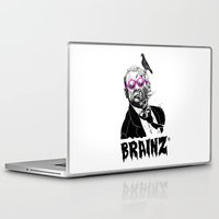 political Laptop & iPad Skins featuring political zombie theme by Krzysztof Kaluszka