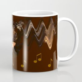 Golden Song Coffee Mug