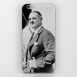 Wild Bill Donovan - Father of Central Intelligence iPhone Skin