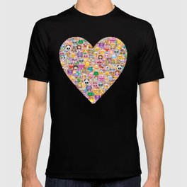 emoji / emoticons T-shirt