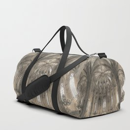 Cathedral in Duffle Bag