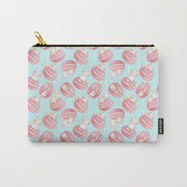 Macarons & Kittens Carry-All Pouch