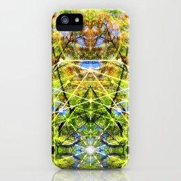 GeoBotanica V2 iPhone Case