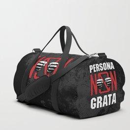 Persona Non Grata Duffle Bag