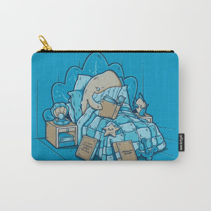 LATE NIGHT READINGS Carry-All Pouch