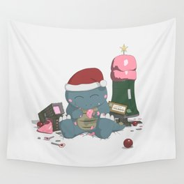 Godzelato! - Series 6: Recycle your city Wall Tapestry