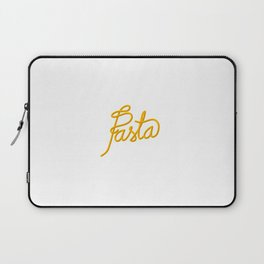 Pasta   [color] Laptop Sleeve
