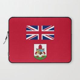 Flag of Bermuda Laptop Sleeve