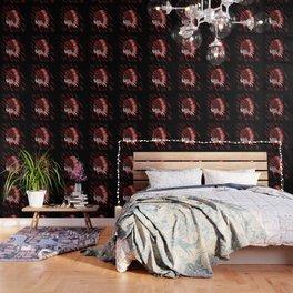 Indian chief skull Wallpaper