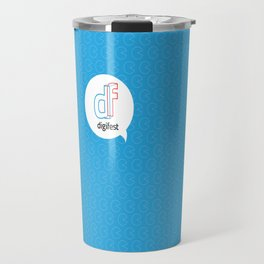 Toronto Digifest - Iphone Case 2 Travel Mug