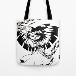 Bound by Chains Tote Bag