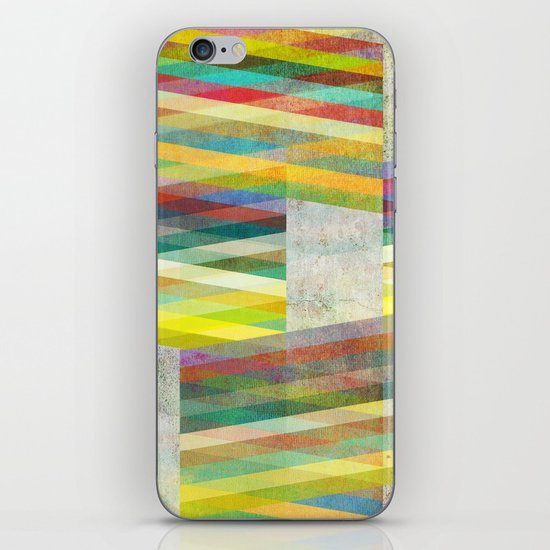 Graphic 9 iPhone & iPod Skin