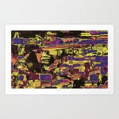 stm_4 Art Print