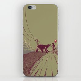 Take Care, Take Care iPhone Skin